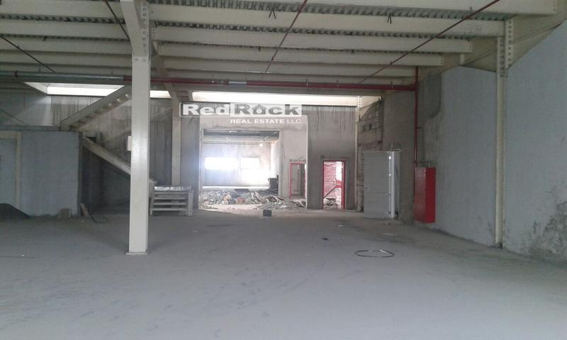 Tax Free 7200 Sqft Warehouse with 200KW Power in Nad Al Hammar