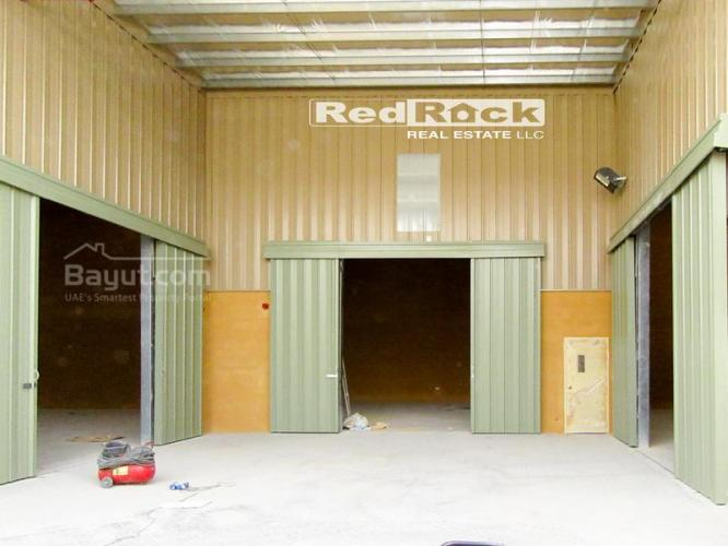 New 1800 Sqft Warehouse Great Loaction in Ras Al Khor for Aed108,000 /Yr
