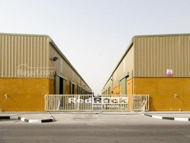 1 Month Free, 1800 Sqft Warehouse in Excellent Location of Ras Al Khor