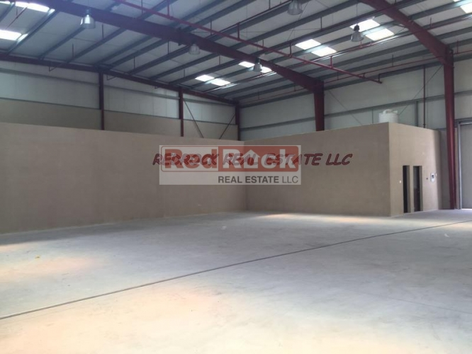 New 7200 Sqft Warehouse with Office, Pantry & Washroom in Ras Al Khor