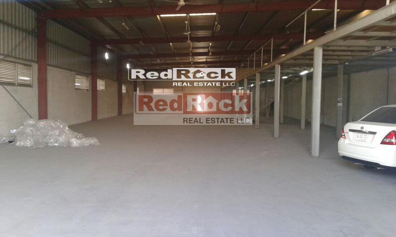 Storage Only 10,000 Sqft Warehouse in Ras Al Khor