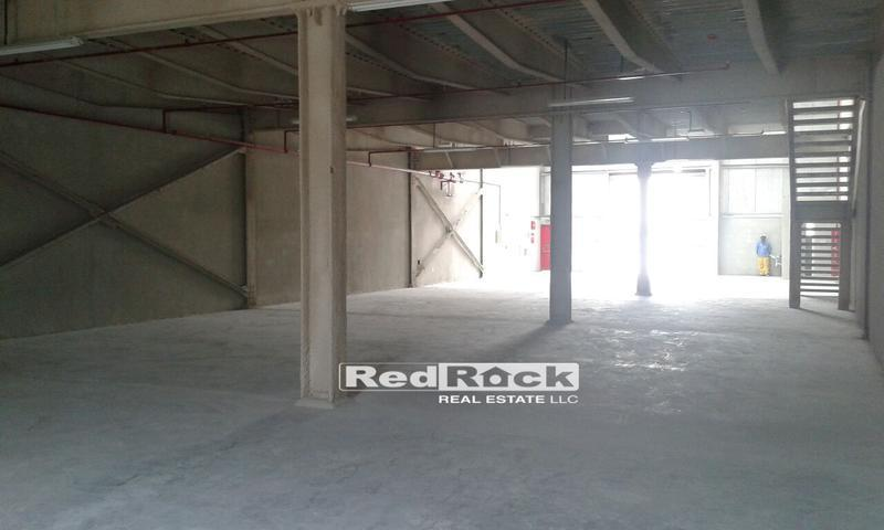 7600 Sqft Warehouse with OpenLand in Nad Al Hamar for Aed 380,000/Yr