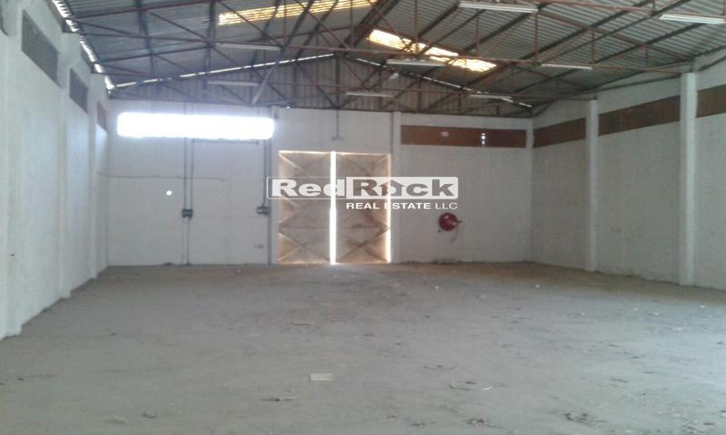 Umm Ramool 6700 Sqft Warehouse with 2 Entrances for Aed 380,000/Yr