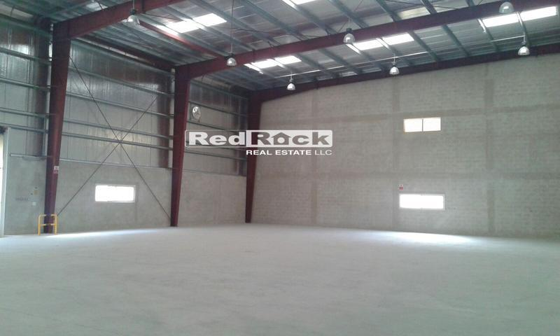 Brand New 6782 Sqft Warehouse with 22 KW Power in DIP