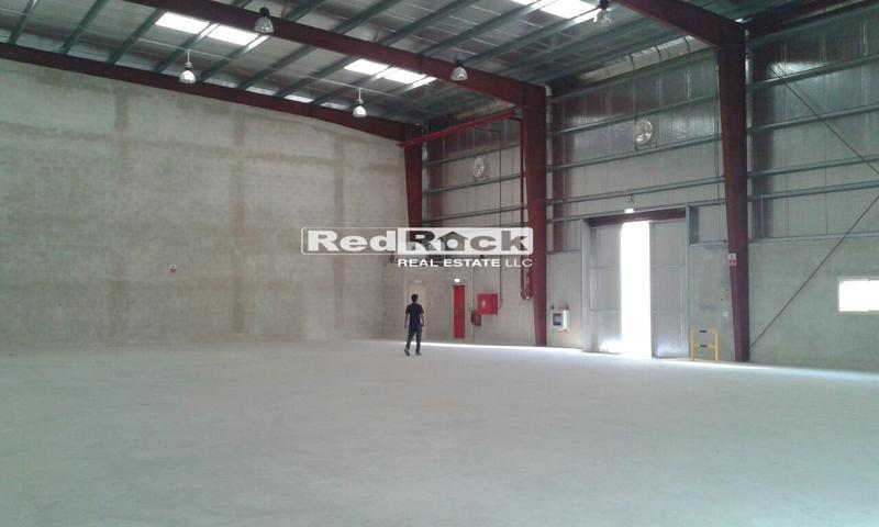 Brand New 6 Warehouse Compound of 38,516 Sqft in DIP