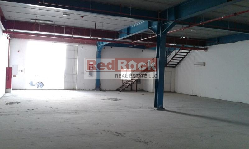 Prime Location 6576 Sqft Warehouse in Umm Ramool for Aed 295,920 /Yr