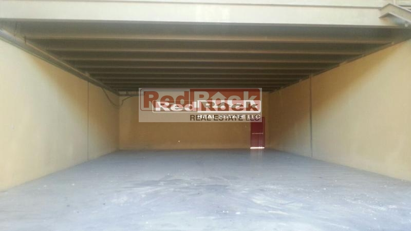 Excellent For Catering 4004 Sqft Insulated Warehouse For Aed 40/Sqf