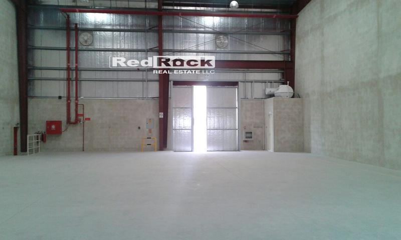 Brand New 4217 Sqft Warehouse in DIP2 for Aed 193,982/Yr
