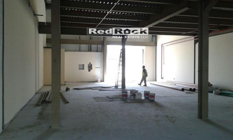 New 5214 Sqft Warehouse in Umm Ramool for Aed 234,630/Yr