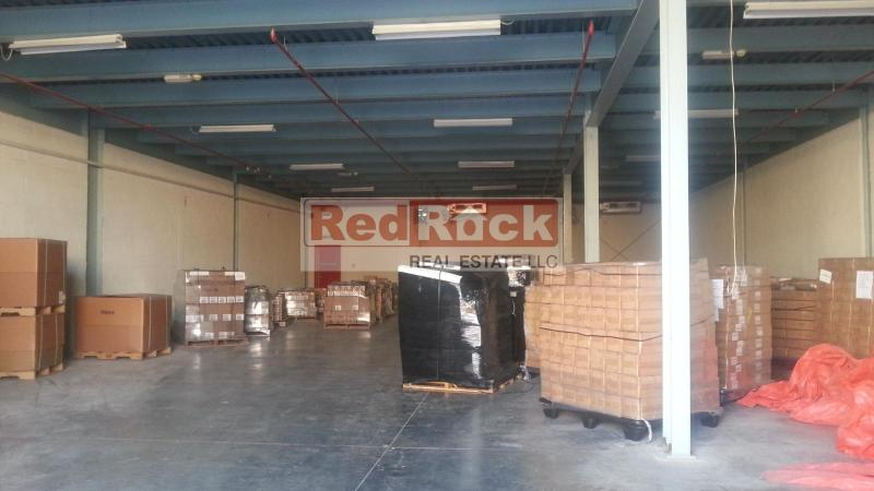 Al Quoz 5461 Sqft Warehouse with Mezzanine for Aed 236,000/Yr