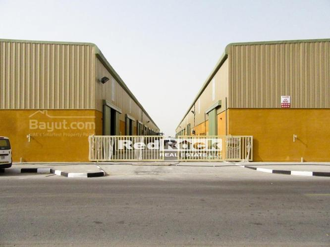 3350 Sqft Warehouse Prime Location in Ras Al Khor for Aed 174,200 /Yr
