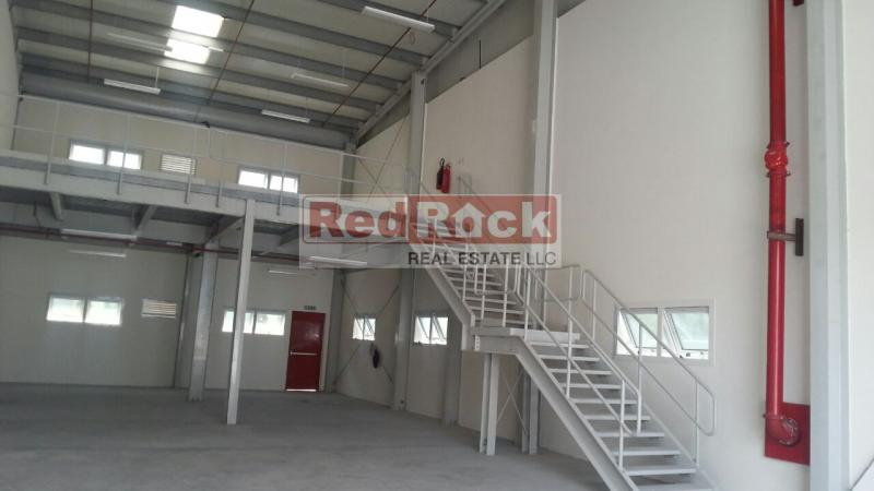 Aed 160,000/Yr for 2869 Sqft Warehouse in Al Quoz