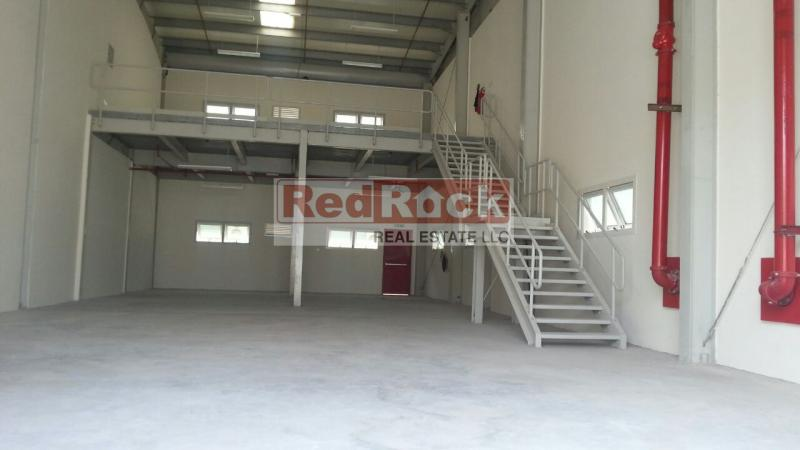 Tax Free 2869 Sqft Warehouse Great Location in Al Quoz For Aed 185,000/Yr