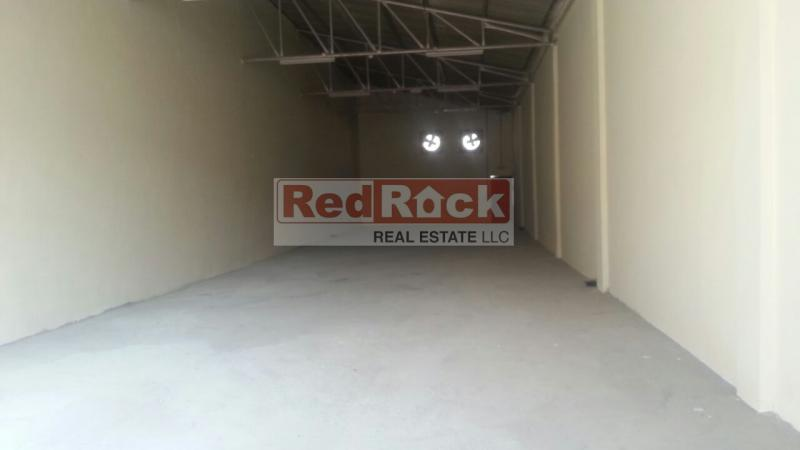 Ideal for Lengthy Products Storage 2260 Sqft Warehouse in Al Quoz 2