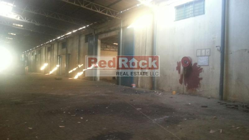 Independent 60000 Sqft Warehouse In Al Quoz 2 with High Power