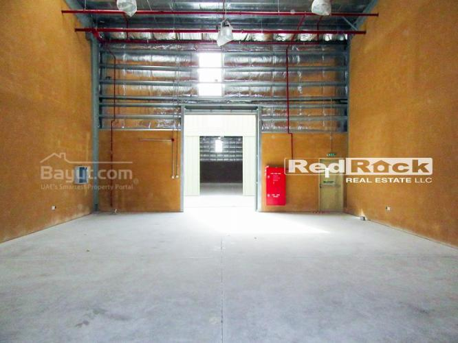 Brand New 1700 Sqft Warehouse in Ras Al Khor for Aed 125,000/Yr