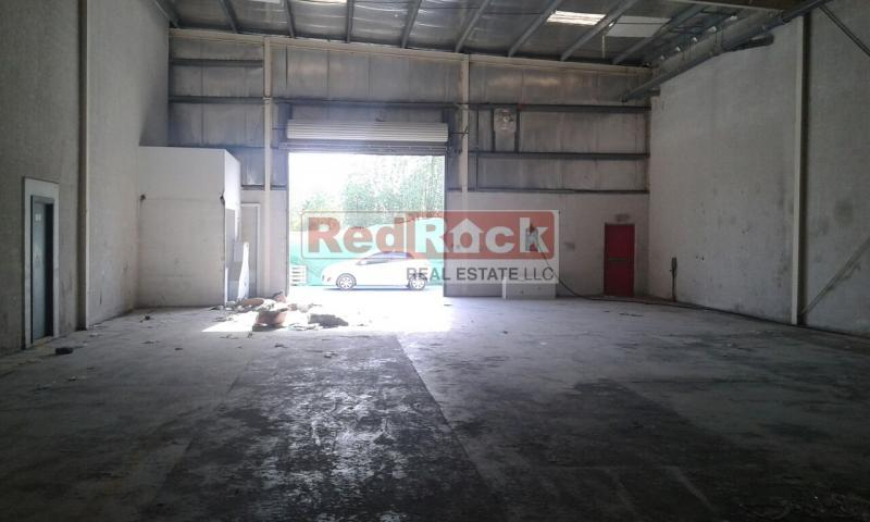 2600 Sqft Insulated Warehouse in DIP 2 Suitable for any Activity