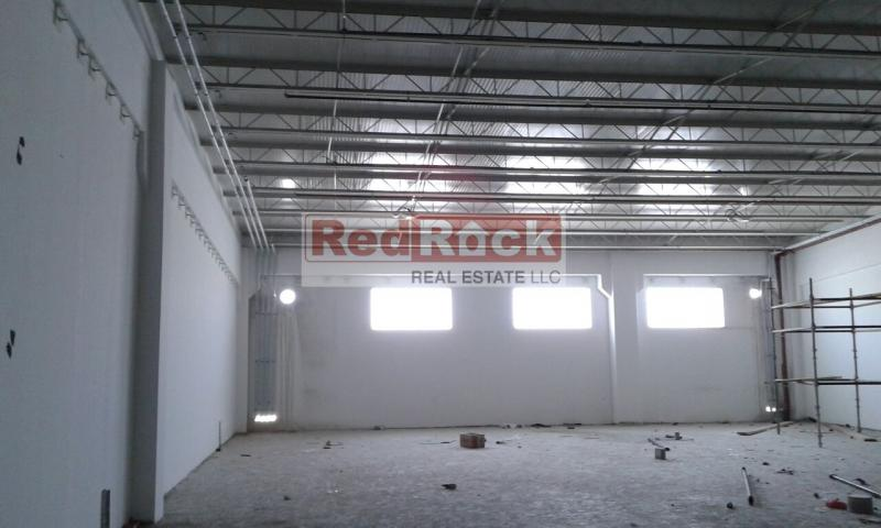 Nad Al Hamar 5368 Sqft Warehouse with Lift and Air Conditioned