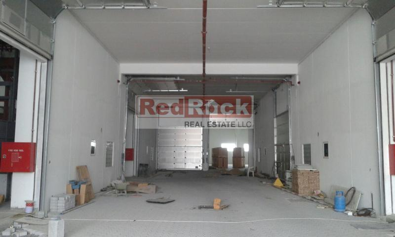 Nad Al Hamar 5368 Sqft Warehouse with Lift & A/C for Aed 348,920/Yr