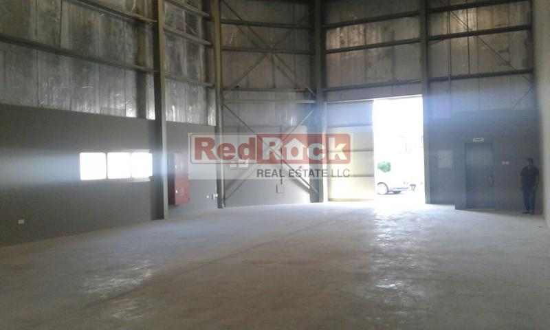 Fully Insulated 2543 Sqft Warehouse in DIP2 for Aed 250,000/Yr