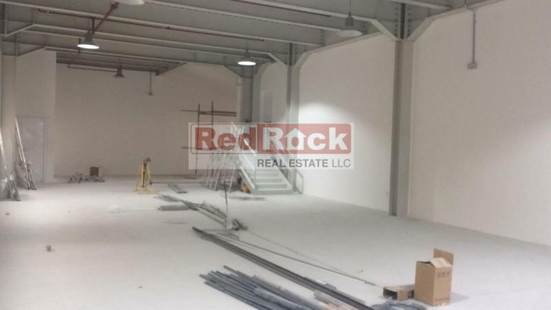 Road Facing 4135 Sqft Commercial Warehouse in Al Qusais