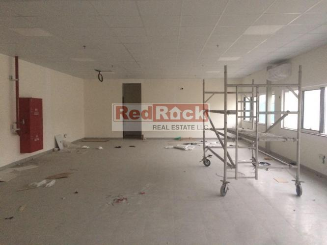 New 1611 Sqft Warehouse with Central A/C in Al Qusais