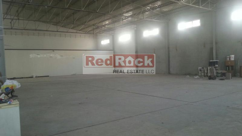 Rare to Find 12 M Height 10,000 Sqft Warehouse in Al Quoz