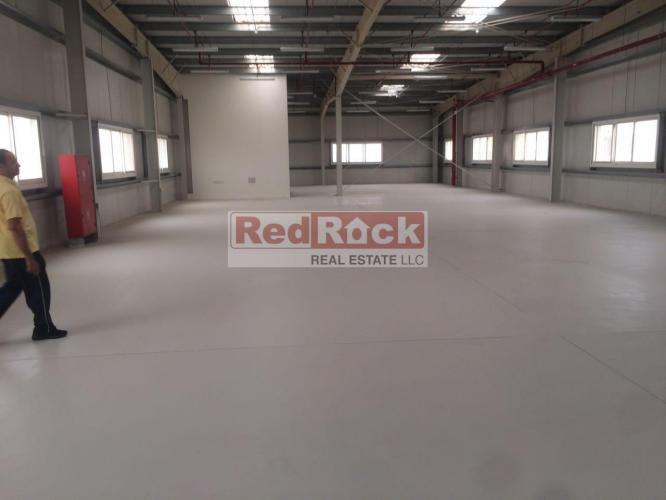 Insulated Brand New 4942 Sqft Warehouse in Jebel Ali