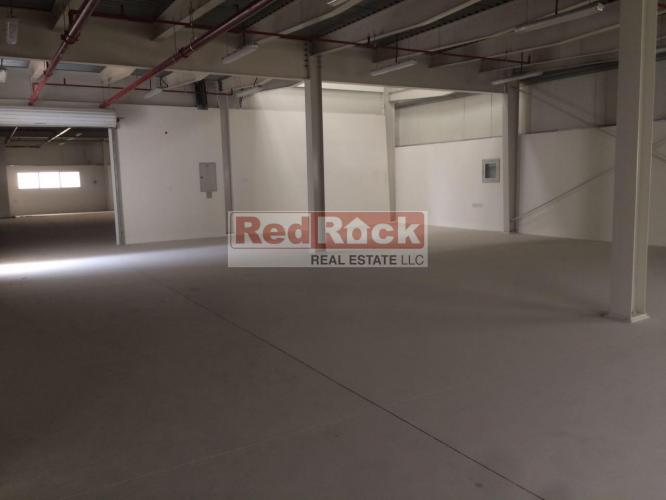Brand New Insulated 4942 Sqft Commercial Warehouse in Jebel Ali