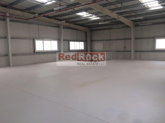 Insulated 4942 Sqft Commercial Warehouse in Jebel Ali