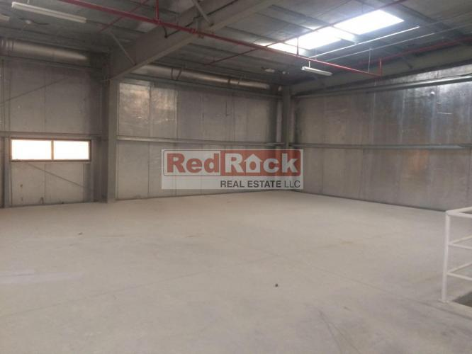 Tax Free 3302 Sqft Warehouse in Ras Al Khor @Aed 171,704/Yr