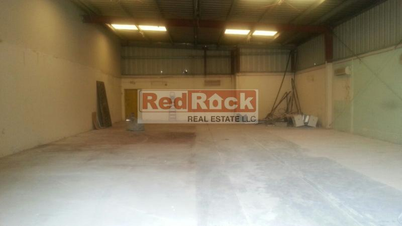 2900 Sqft Commercial Warehouse In Al Quoz For Aed 110,000/Yr