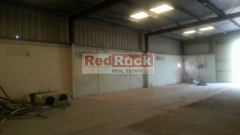 Commercial 2900 Sqft Warehouse in Al Quoz Aed 110,000/Yr