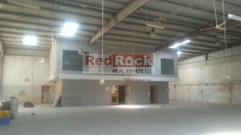 Ideal for Building Material Co's 6800 Sqft Warehouse in Al Quoz