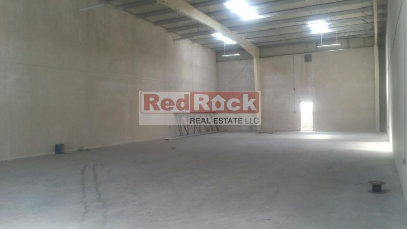 Renovated 3400 Sqft Warehouse in Good Location of Al Quoz 4