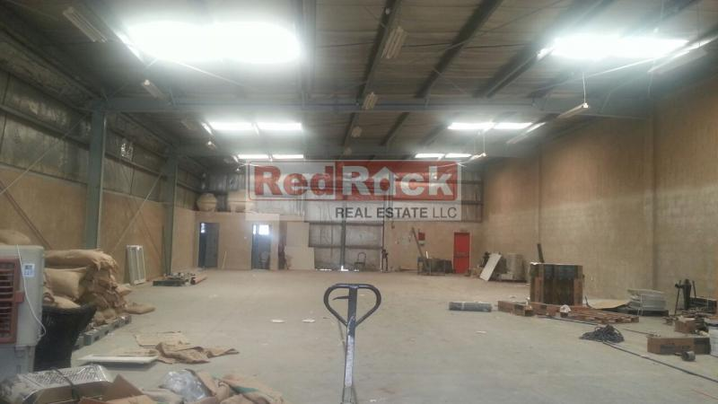 Excellent Location 4700 Sqft Warehouse in Al Quoz Aed 188,000/Yr