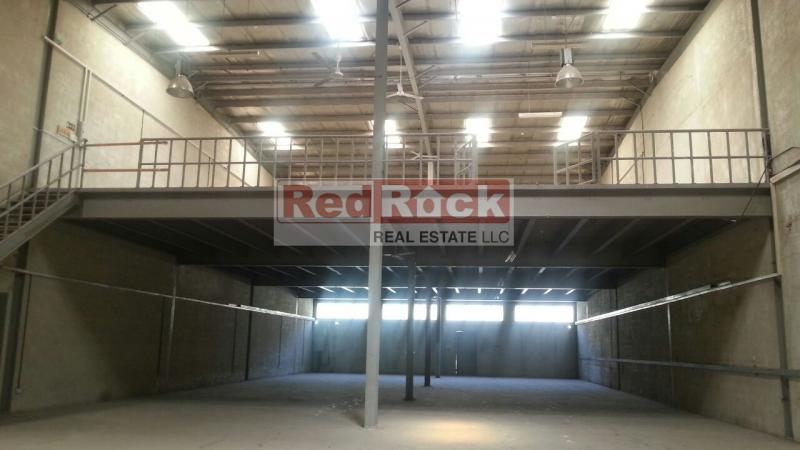 No Tax 10,200 Sqft Warehouse in Excellent Location of Al Quoz