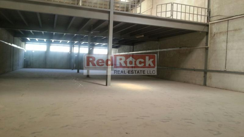 Tax Free 10,200 Sqft Warehouse in Excellent Location of Al Quoz for Aed 255,000/Yr