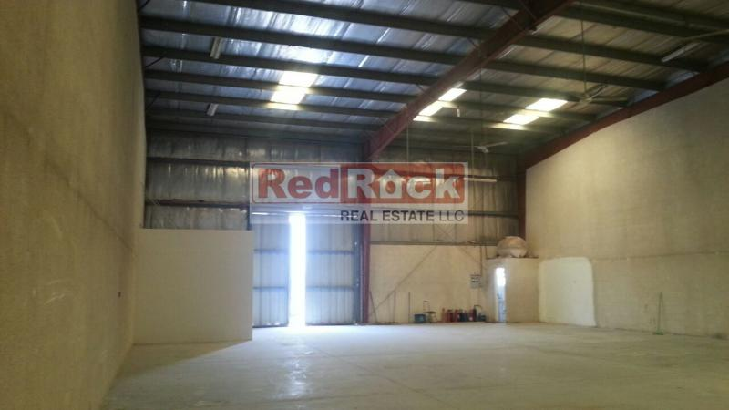 Al Quoz 3600 Sqft Commercial Warehouse in Good Location