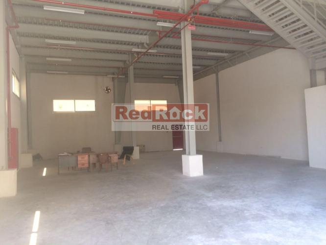 Insulated 4453 Sqft Warehouse with Mezzanine in Nad Al Hamar