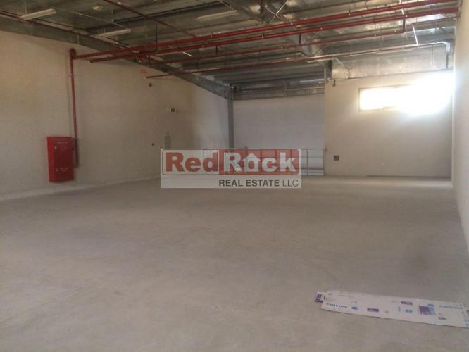 Main Street Facing 5105 Sqft Warehouse in Nad Al Hamar