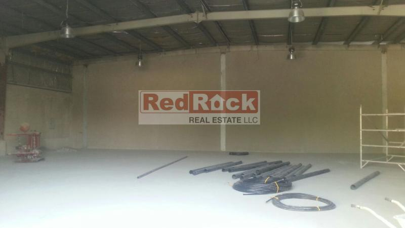 High KW Power 5000 Sqft Industrial Warehouse in Al Quoz