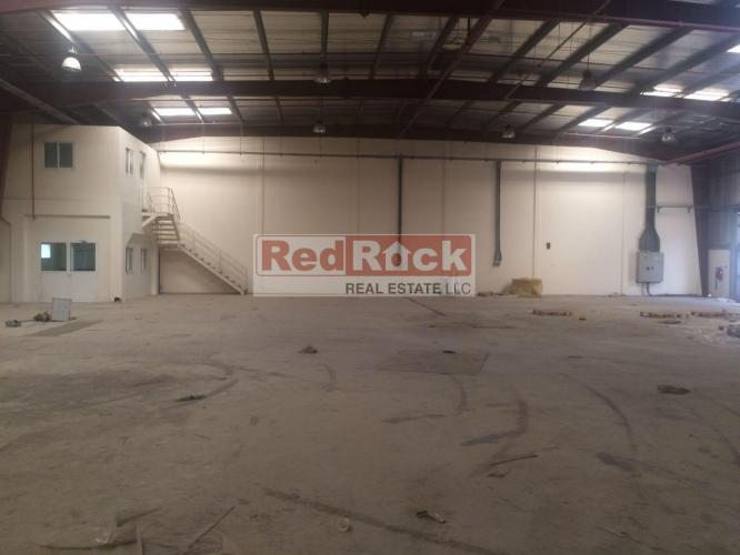 Built in Office 6420 Sqft Commercial Warehouse in DIP 2