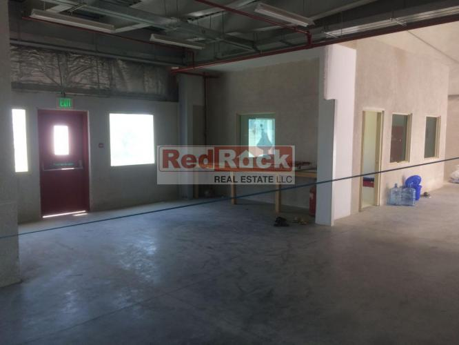 Clean 2400 Sqft Commercial Warehouse with Office in Jebel Ali