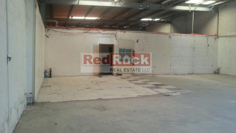 Tax Free 4000 Sqft Warehouse in Al Quoz1 for Aed 190,000 /Yr