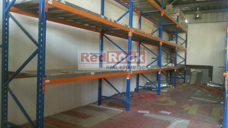 Distributors Delight 2148 Sqft Warehouse for Aed 118,140/Yr