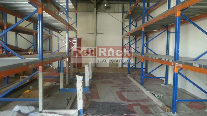 Distributors Delight 2148 Sqft Clean Warehouse for Aed 118,140/Yr