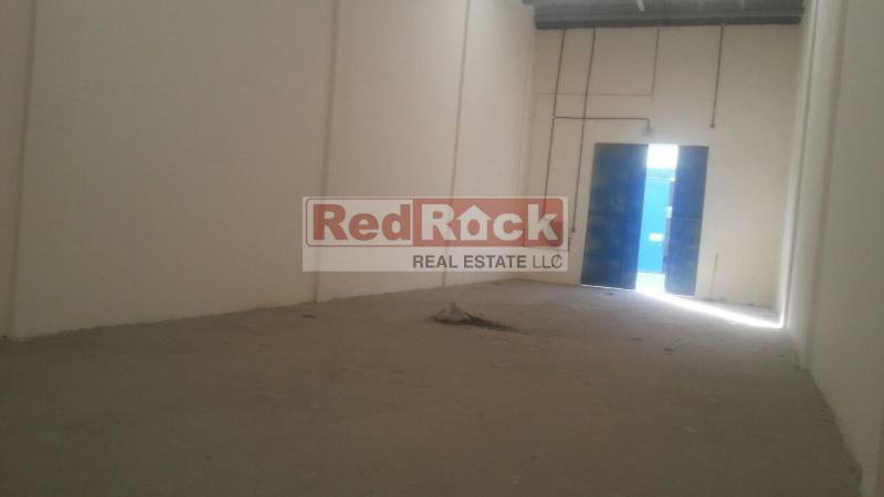 New 1500 Sqft Warehouse Good Location in Al Quoz for Aed 95,000/Yr