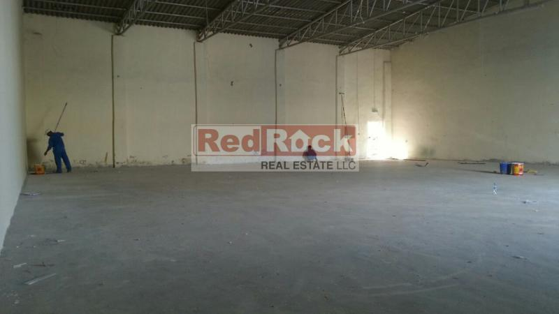 Clean Commercial 4200 Sqft Warehouse In Al Quoz  Aed 189,000/Yr