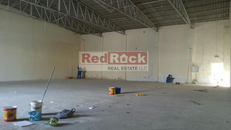 Well Maintained 4200 Sqft Warehouse in Al Quoz for Aed 150K/Yr